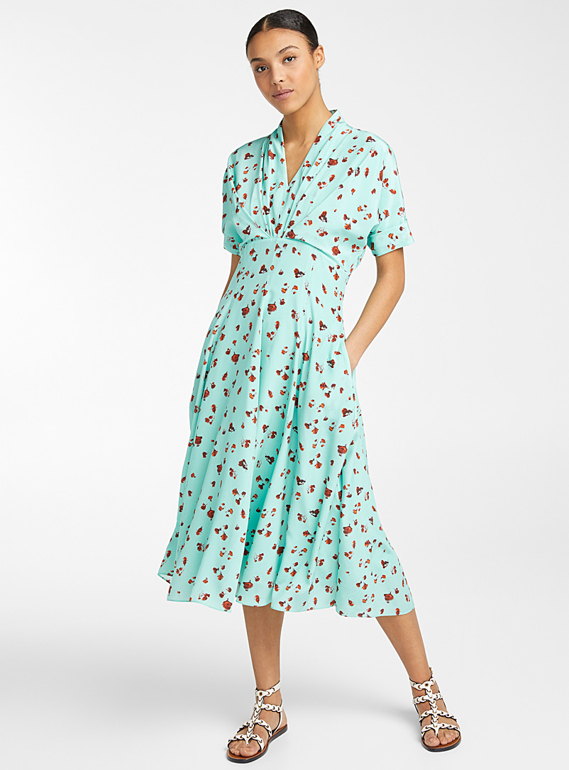 Paul Smith: La robe Screen Bud Assorti pour femme