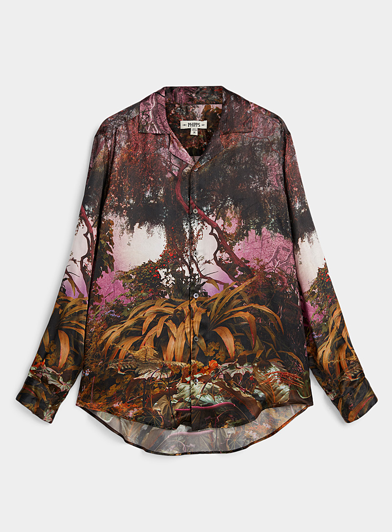 Phipps Assorted Dendrology shirt for men