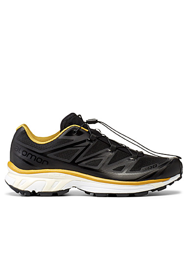 Fumito Ganryu Black XT-6 ADV sneakers for men