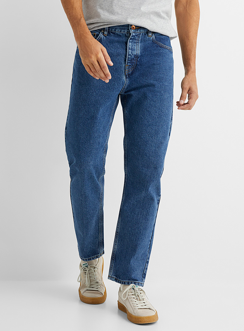United Colors of Benetton Blue Egon jean Straight fit for men