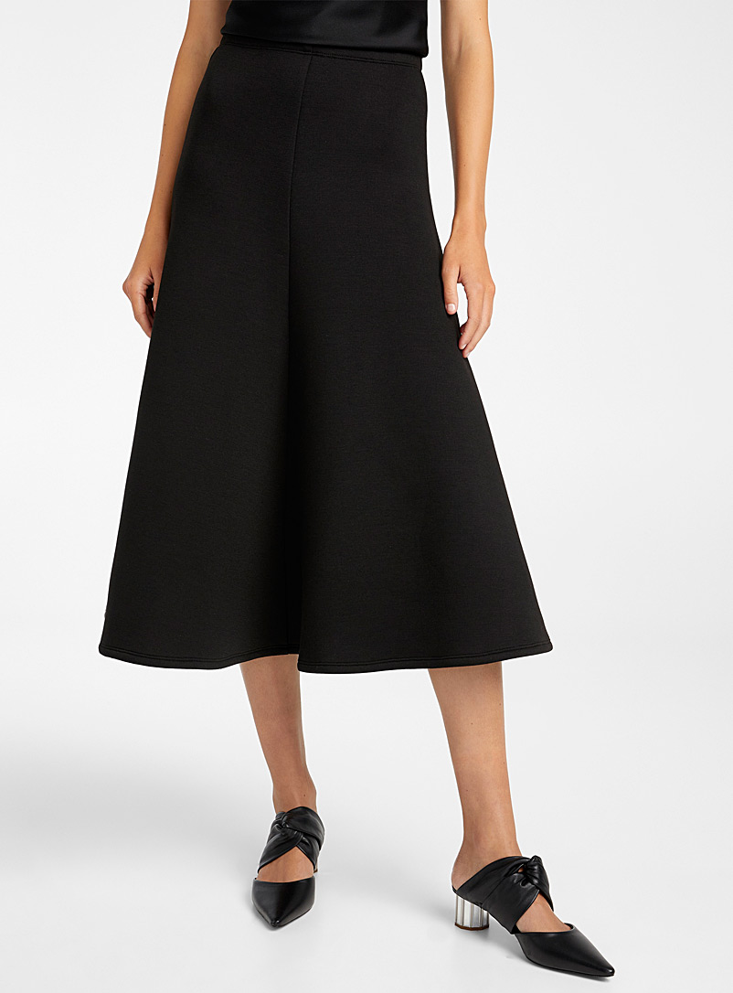 Beaufille Black Curie skirt for women
