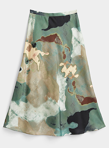 Beaufille Assorted Hume midi skirt for women