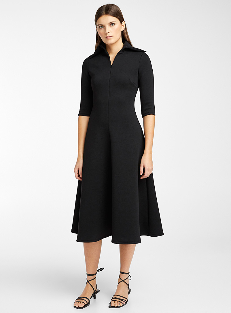 Beaufille Black Bourgeois dress for women