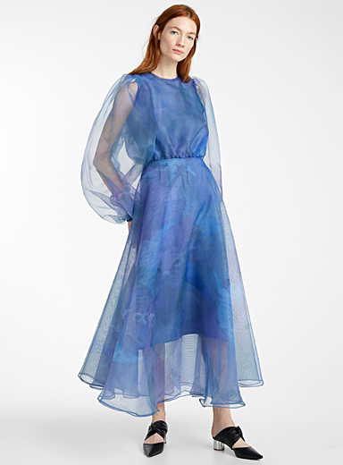 Beaufille Blue Cézanne dress for women