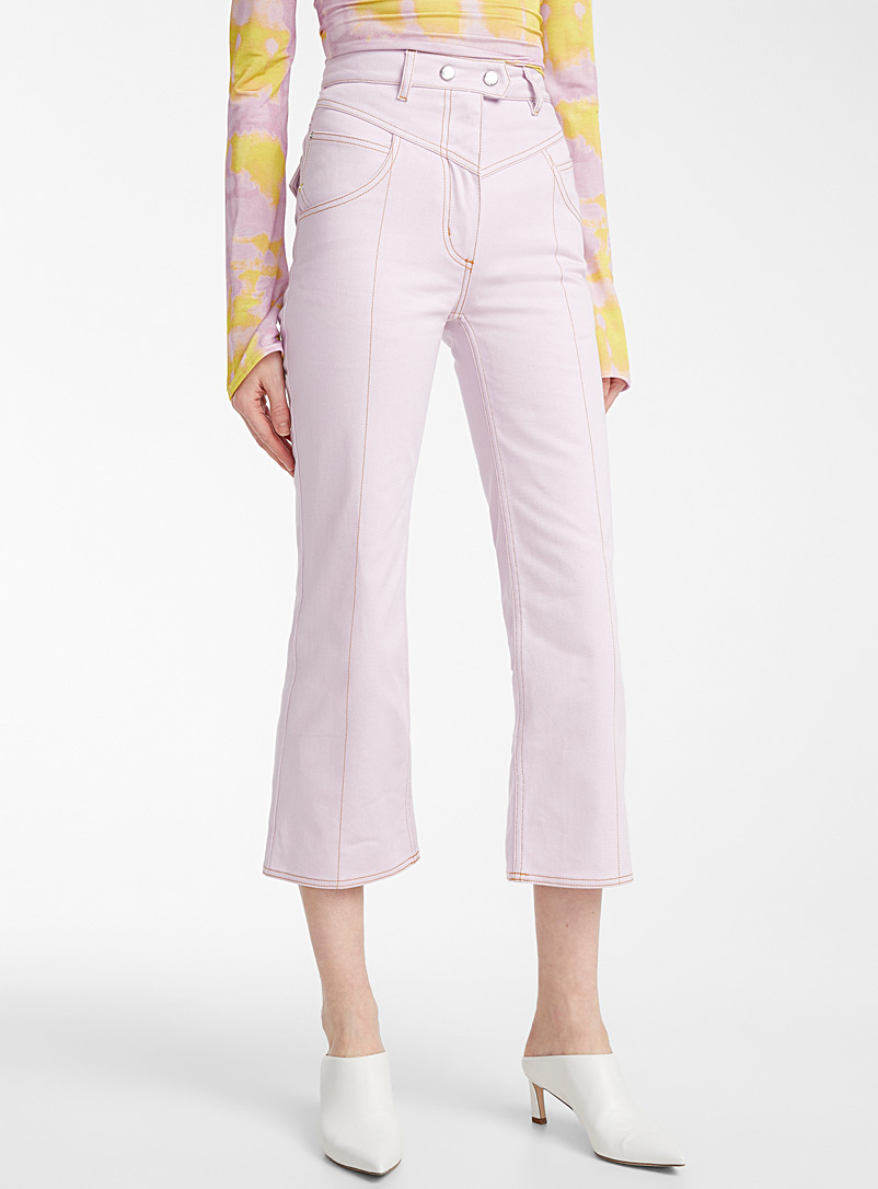 Ellery Lilacs Captain Corello pant for women