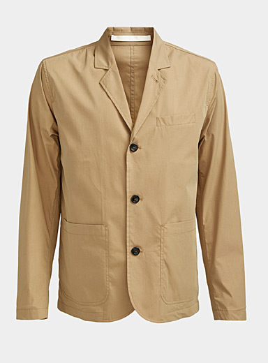 Norse Projects Sand Packable jacket for men