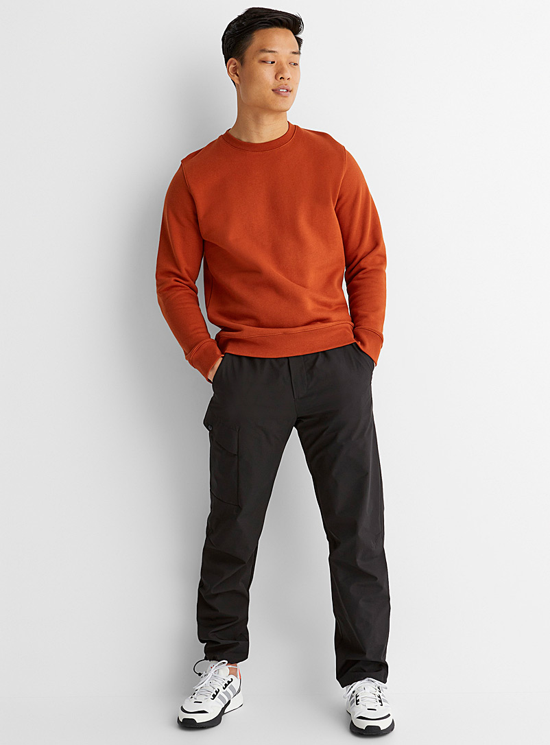 Norse Projects Black Light Gore-Tex cargo pant for men