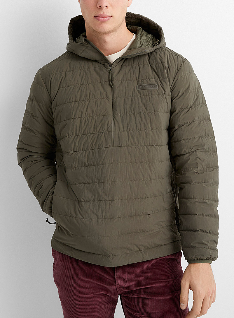 Abisco quilted anorak
