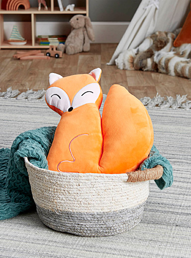 Little fox cushion <br>26 x 34 cm
