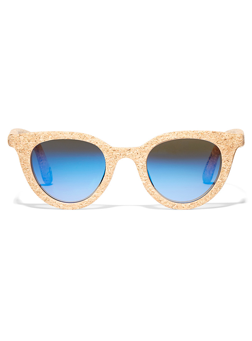 Parafina Honey Lluvia cat-eye sunglasses for women