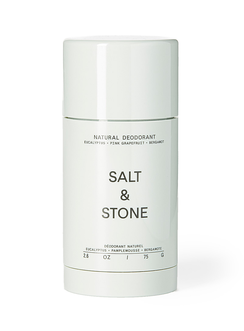 Salt & Stone Lime Green Natural eucalyptus, grapefruit and bergamot deodorant for women