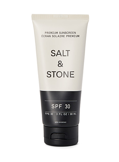 Salt & Stone Black SPF 30 sunscreen lotion for women