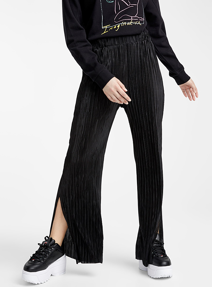 satiny-mini-pleat-pant