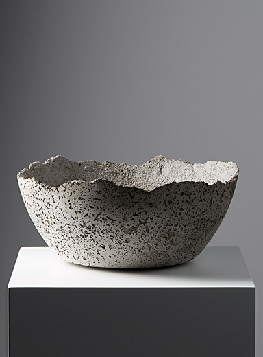 AYÊ cement bowl <br>Two sizes available