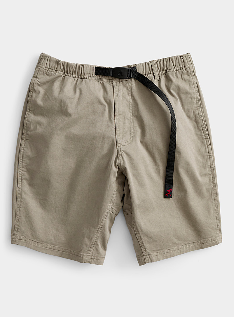 Le short chino taille confort