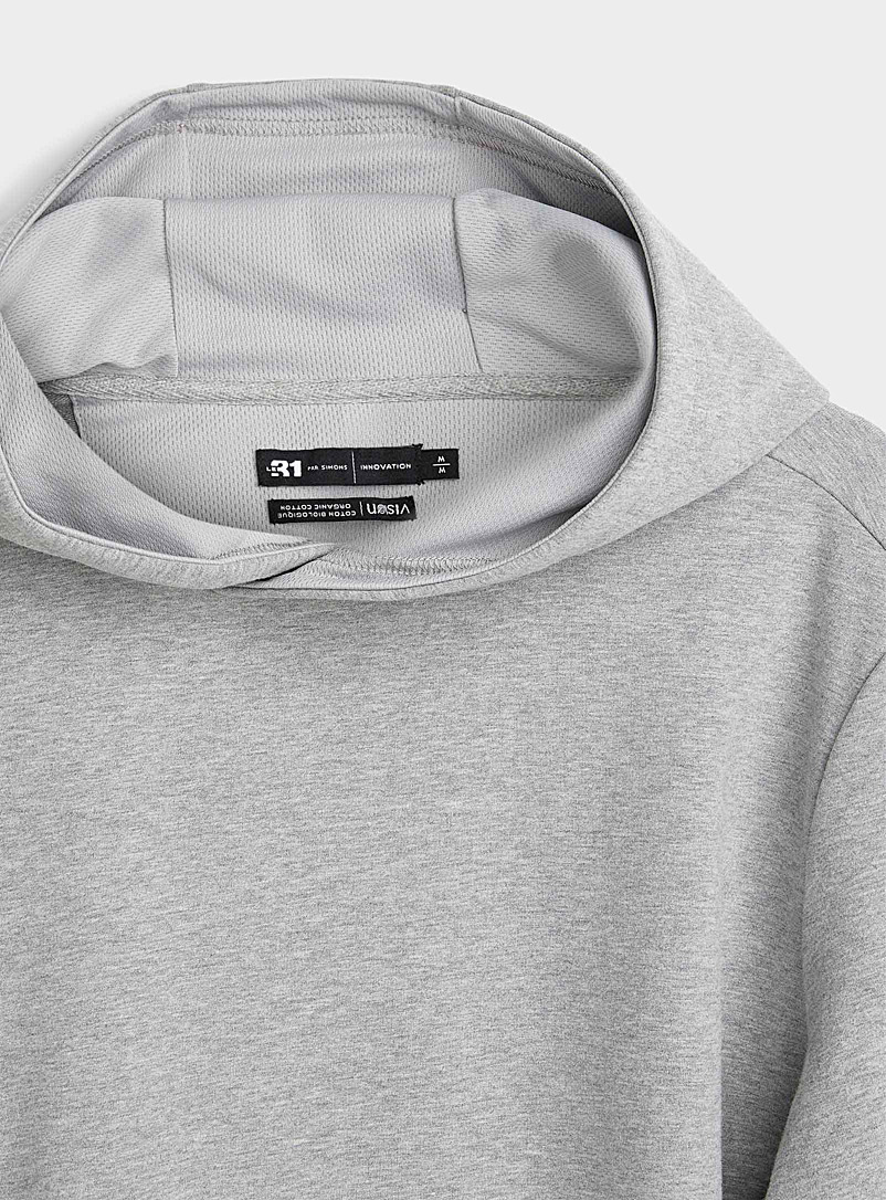 Le 31 Fawn Innovation hoodie for men