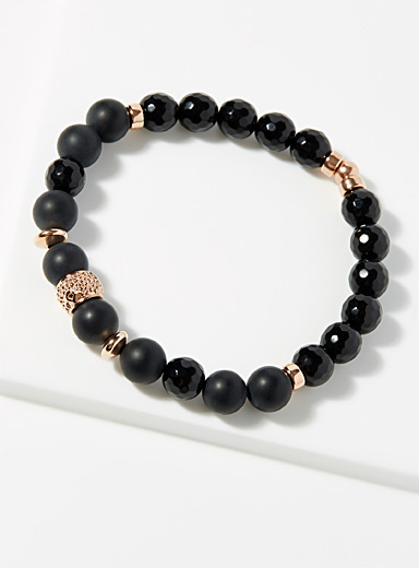 Beblue Black Be Surya Worthy bracelet for women