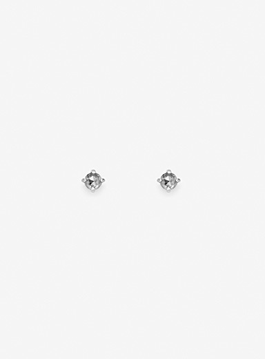 Pilar Agueci White Gold Venus earrings