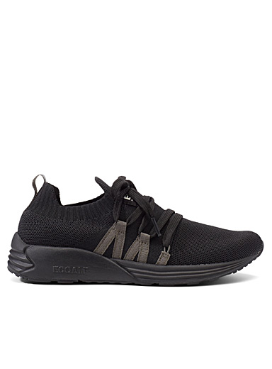 Ecoalf Black Bora Basic sneakers  Women for women