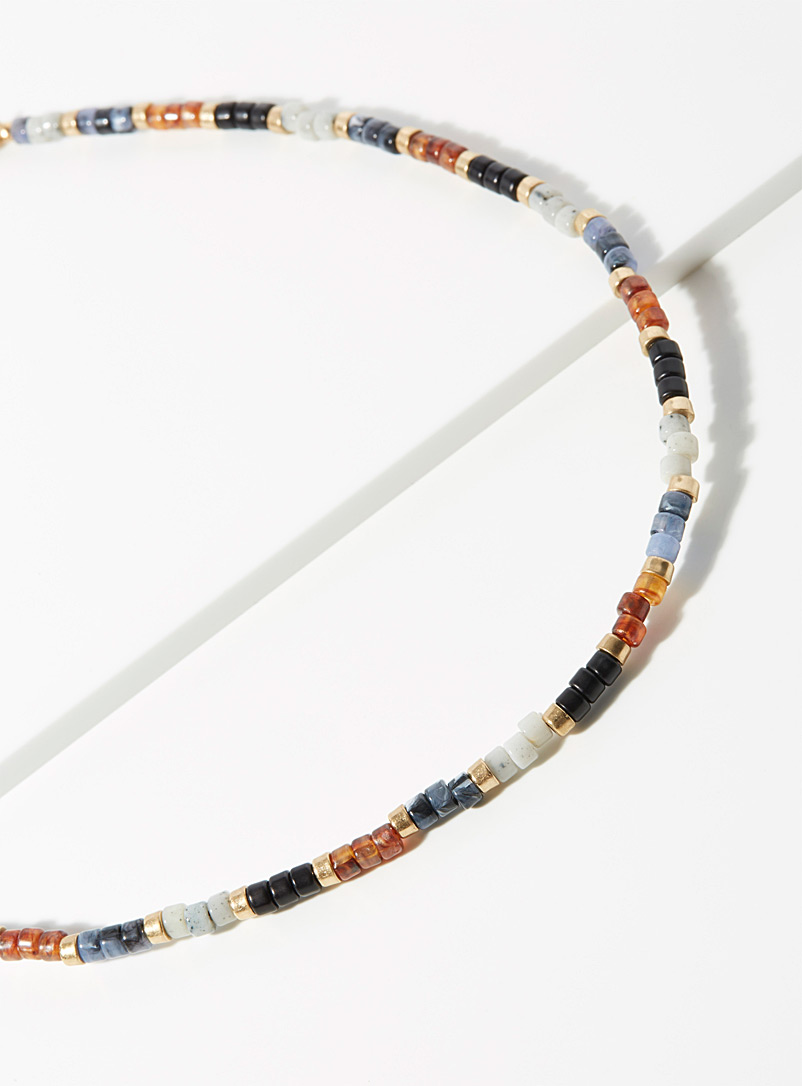 Simons Assorted Pharaoh choker for women