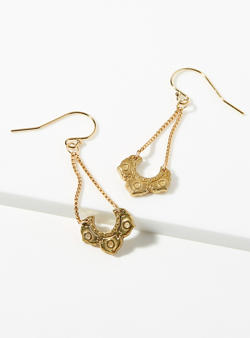 Asana earrings - Designer Jewellery - Assorted