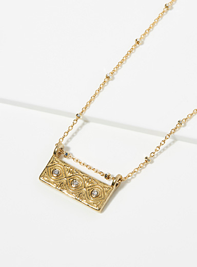 Dharma necklace