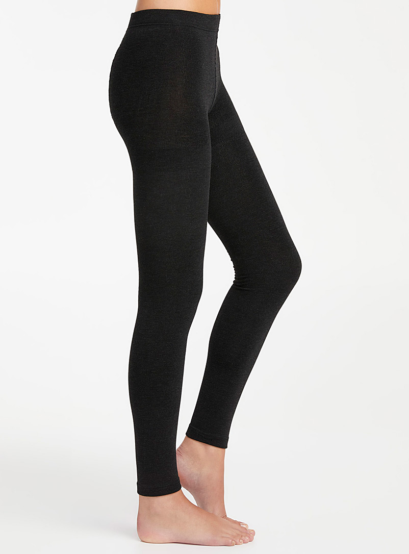 Lemon Black Body Butter legging for women