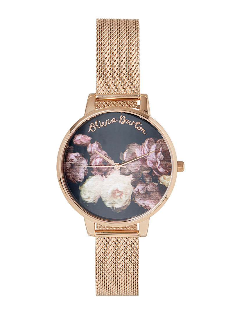 Fine art watch