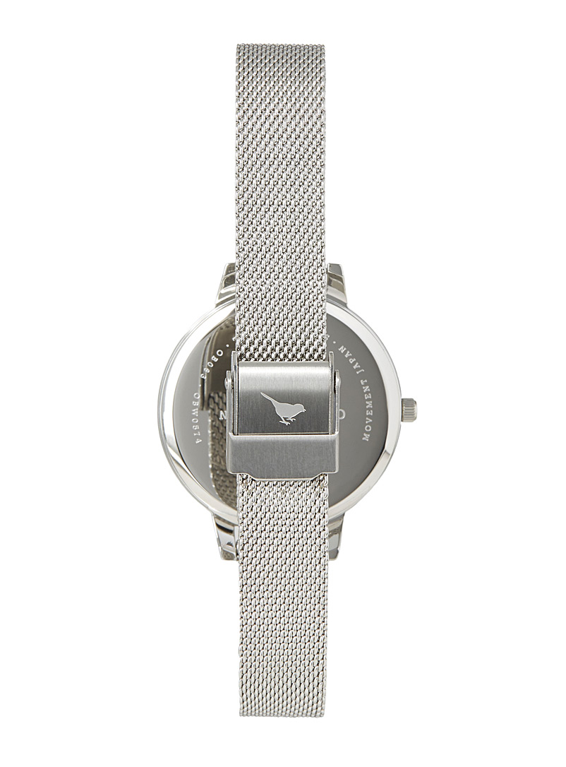 Wonderland watch - Watches - Silver