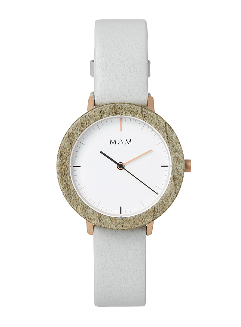 Mam Silver Ferra 640 watch for women