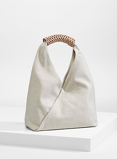 Small Triangle tote