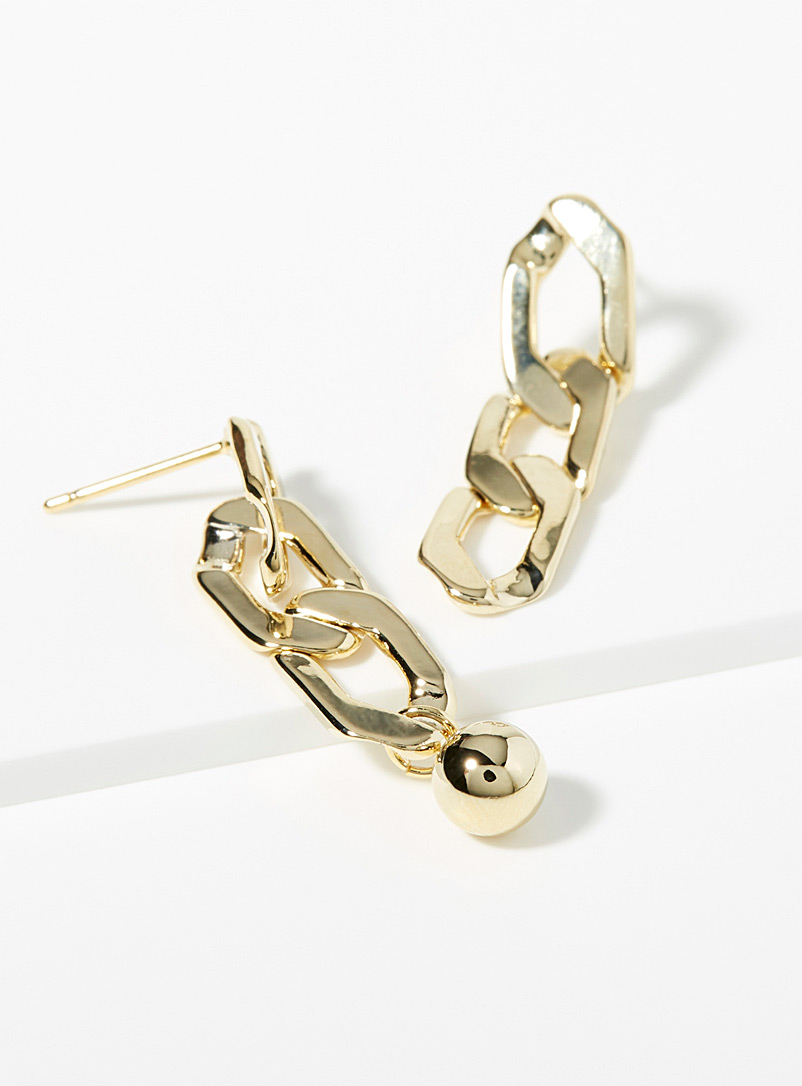 asymmetric-link-earrings