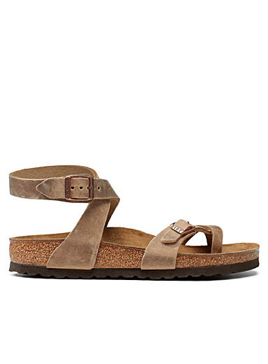 Yara leather sandals