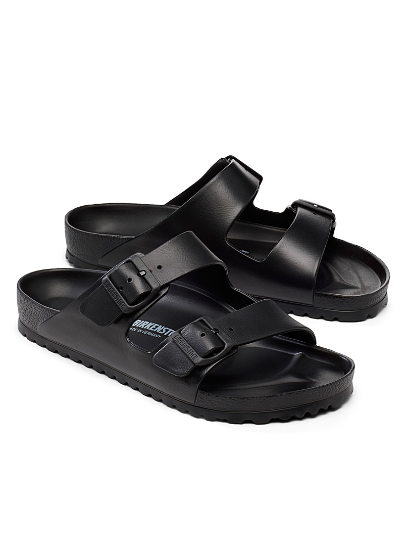 Birkenstock Black EVA Arizona sandals  Men for men
