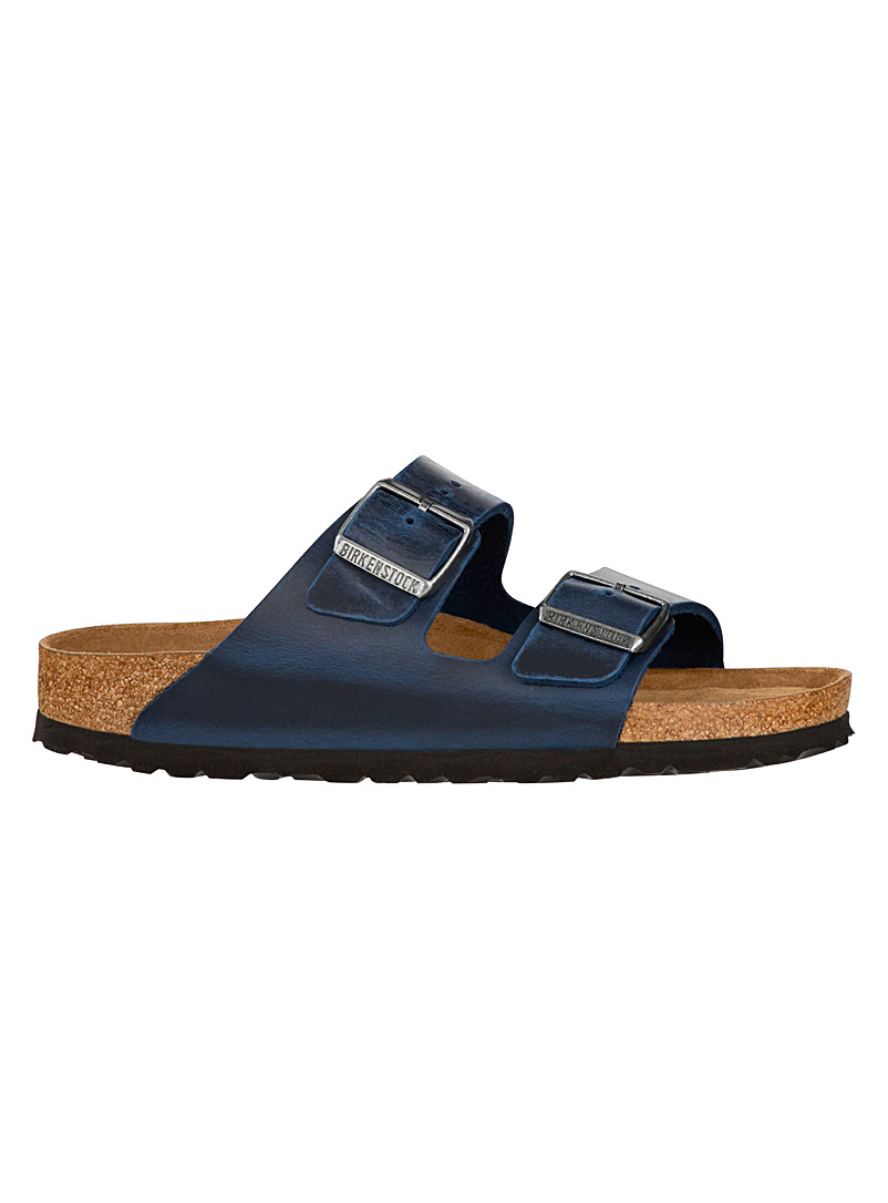 Navy soft Arizona sandals  Men