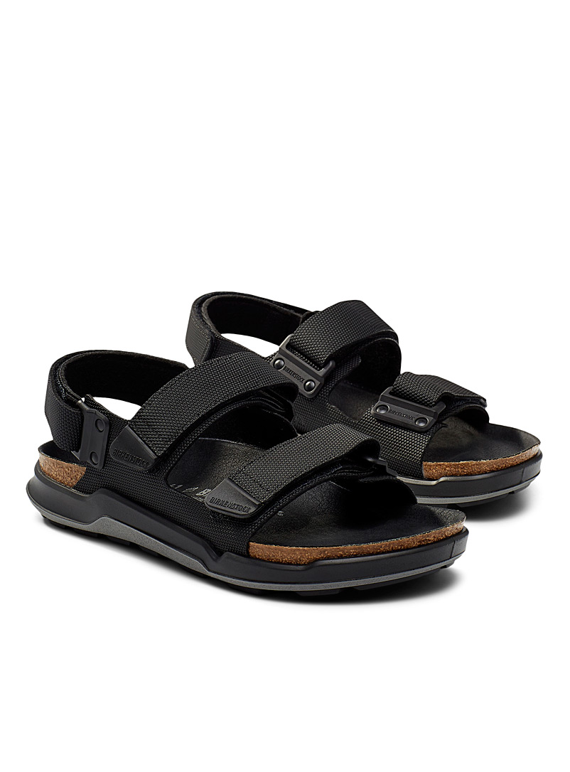 Birkenstock Black Tatacoa utility sandals Men for men