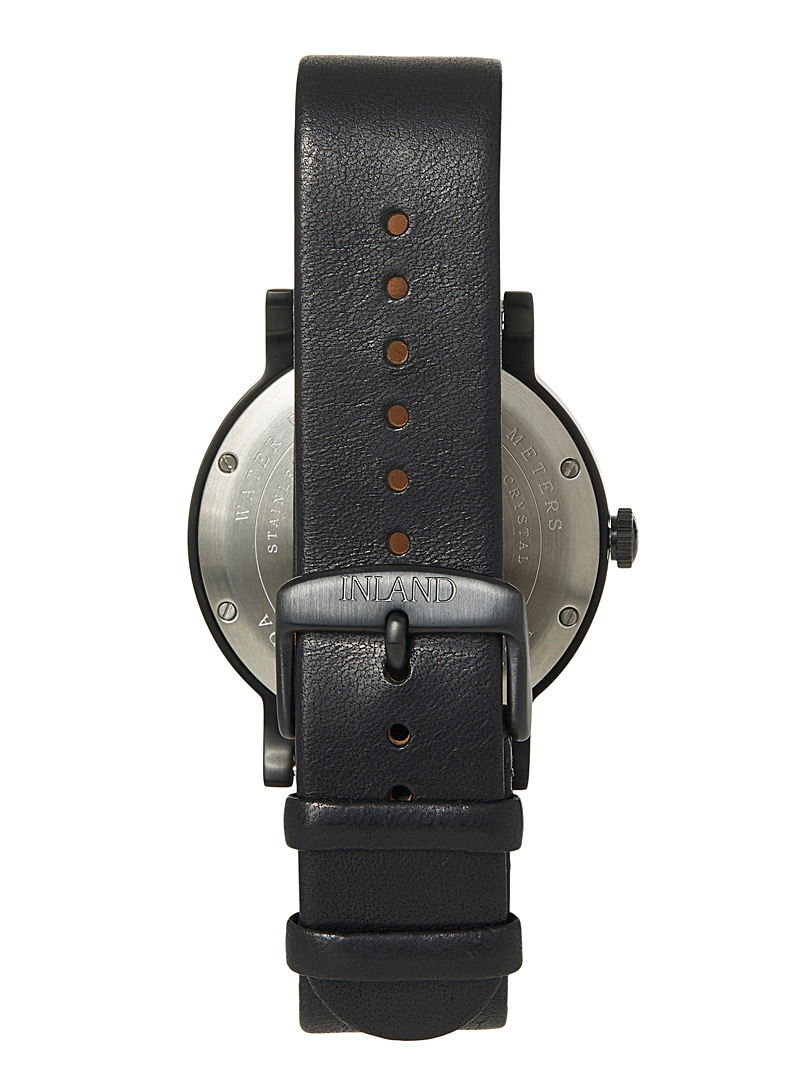 The June black watch - Canadian Brands - Black