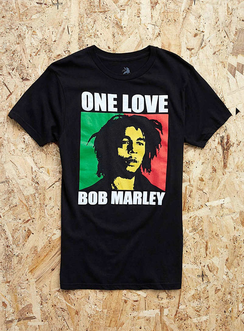 Djab Black One Love T-shirt for men