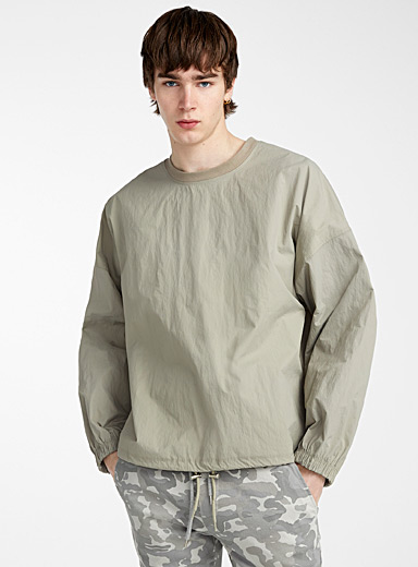 Le sweat nylon XXL