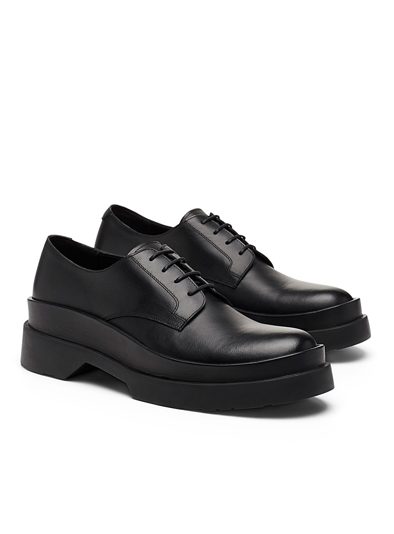 Derby style shoes - Designers - Black