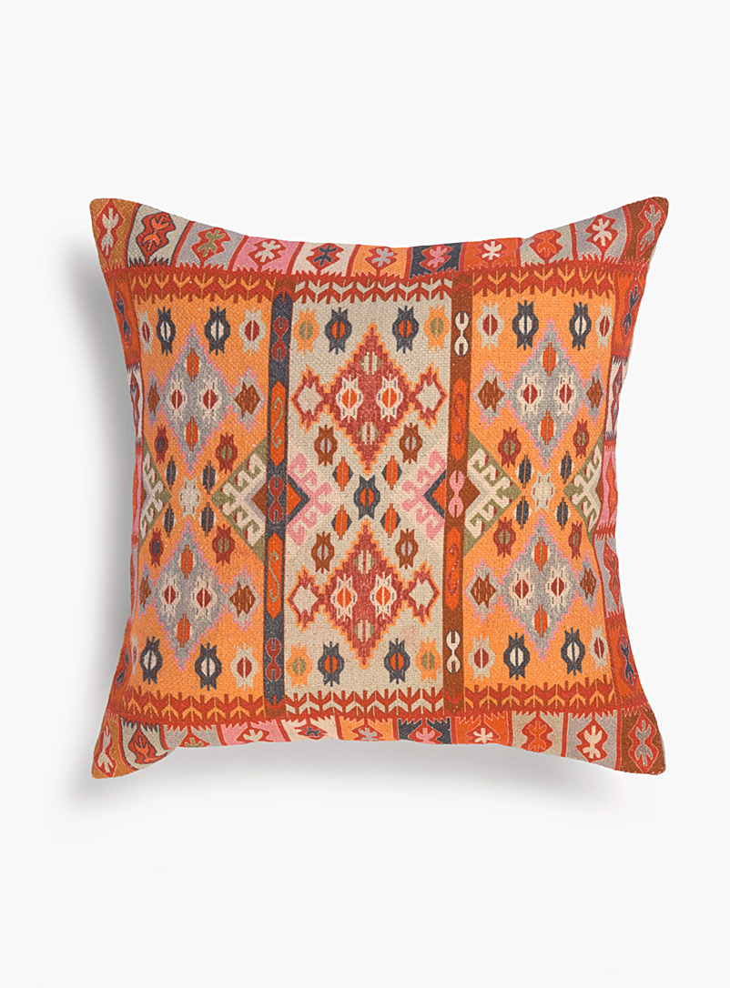 Simons Maison Assorted Exotic flavour cushion  60 x 60 cm