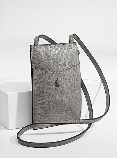 Simons Honey Vertical clutch for women
