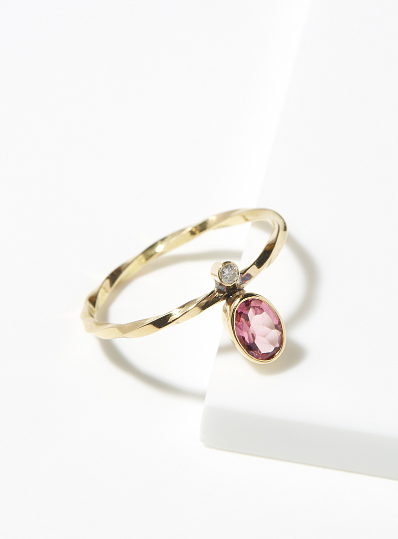 Ab?s Assorted Ja?a ring for women