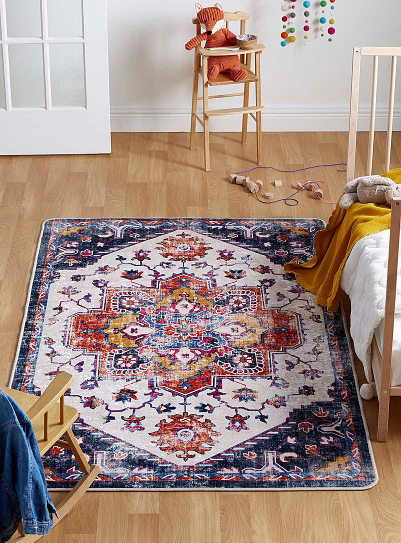 Simons Maison Assorted Exotic bouquet rug  122 x 182 cm