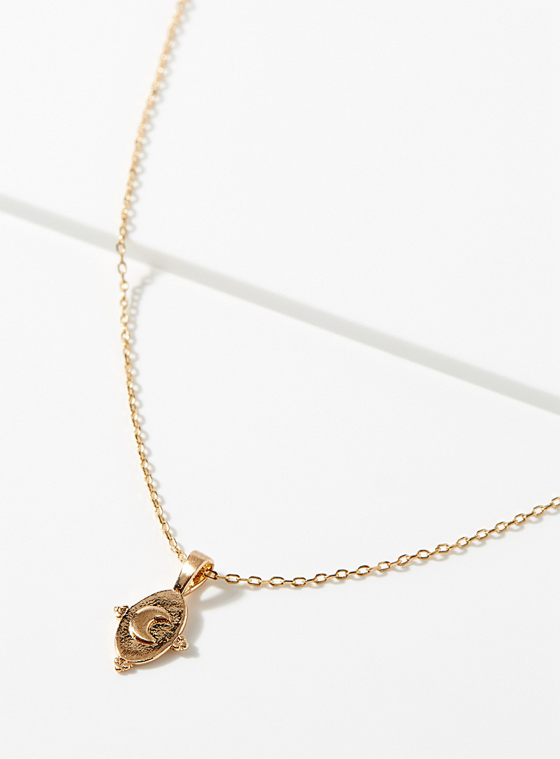Simons Assorted Lunar embossed chain for women