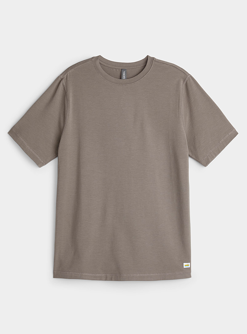Tuvalu Pima cotton T-shirt