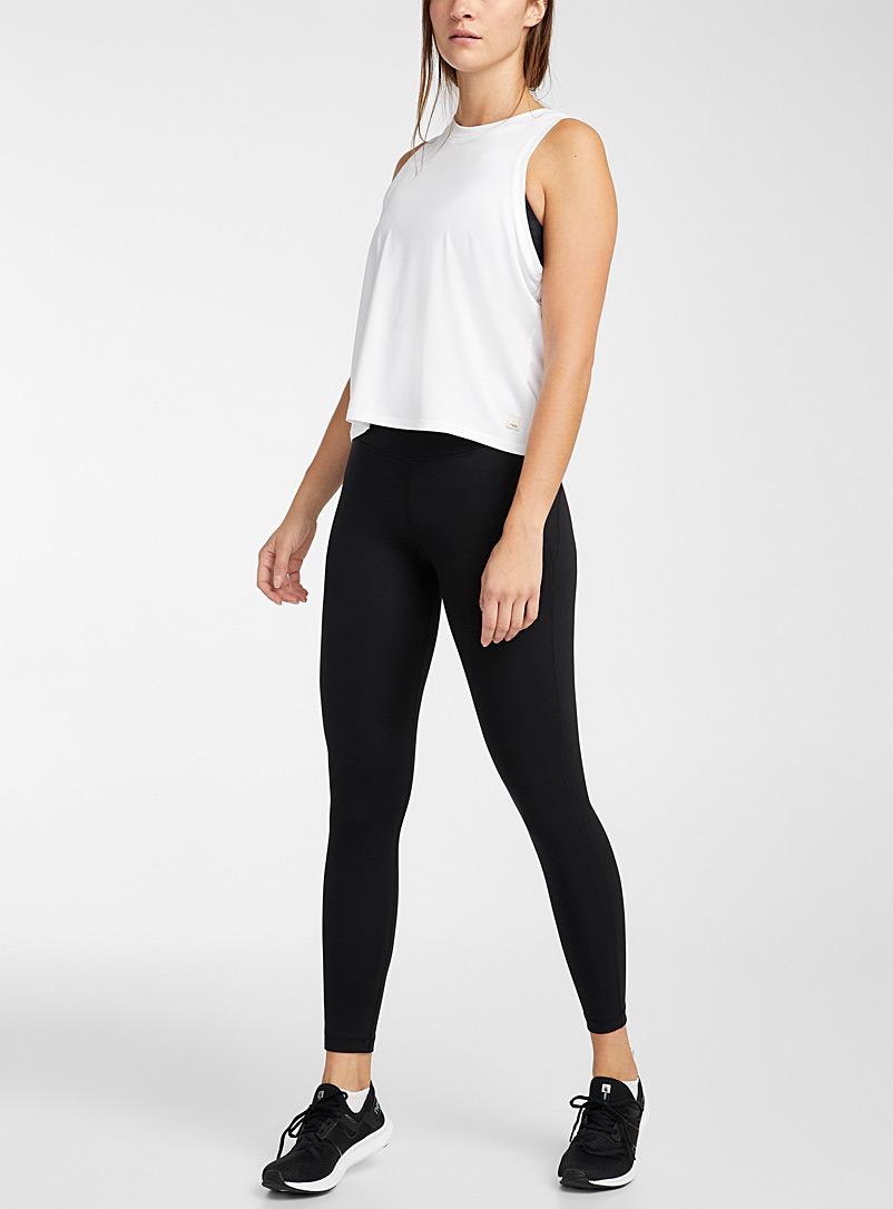 vuor1 Black Pace high-waisted legging for women