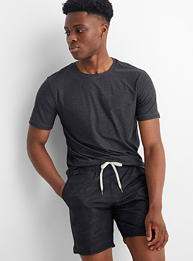 """Banks 7.5"""" piped stretch short"""