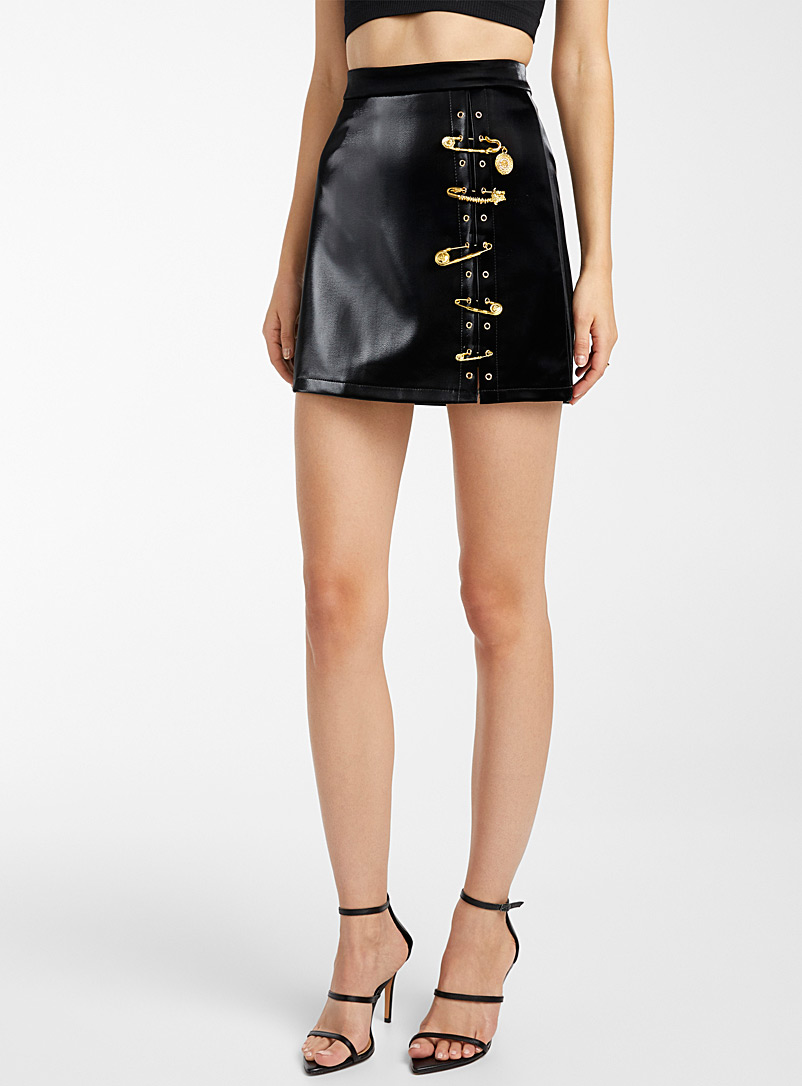 gold-pin-vinyl-skirt