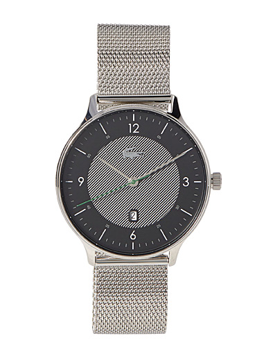 Club stainless steel watch